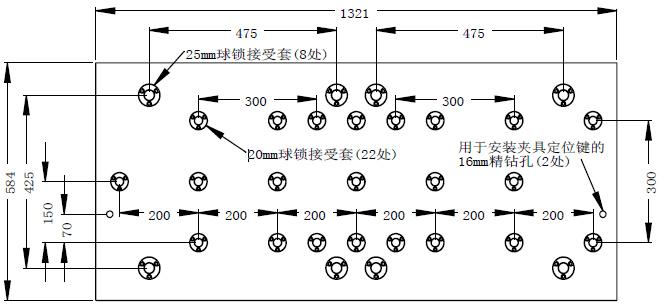 工装电路平面图纸