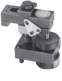 伸缩式压紧器-杠杆式_杰根斯_工装夹具_液压夹具图片