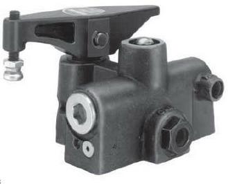 杠杆式旋转油缸_杰根斯_工装夹具_液压夹具图片